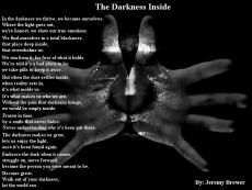 The Darkness Inside by JB