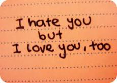 *I HATE YOU