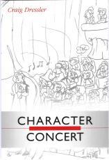 Character Concert Comics
