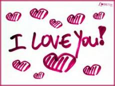 - I Love You -