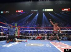 Marquez versus Pacquiao IV