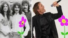 SIR CLIFF RICHARD KILLS FLOWERS