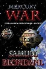 Mercury - War: The Anahita Chronicles (Volume 2)