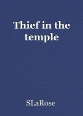 Thief in the temple