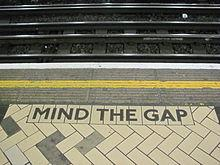 Mind The Gap H