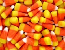 Candy Corn Morning