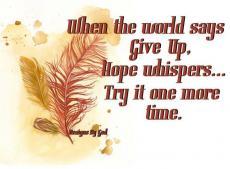 Faithful Hope