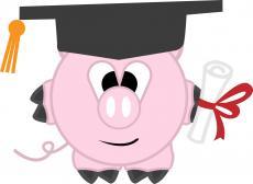 Stinky the Graduate