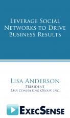 Improving Business With Social Networks