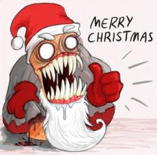 Christmas? Run For Your Lives!