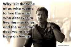 The Expendables 2 qoutes