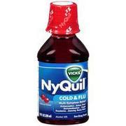 I hate cherry flavored medicine