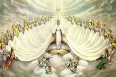 MY ANGEL AMIDST ANGELS
