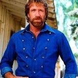 He is Chuck Norris