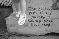You're First Step.
