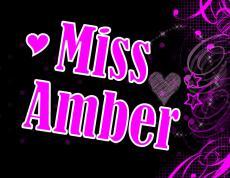 Miss Amber