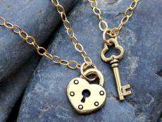 you will always have the key to my heart