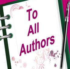 To All Authors