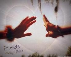 Friends Are Always There