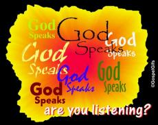 WHAT GOD SAYS