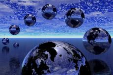 Parallel Worlds Sometime Merge