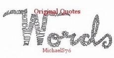 Original Quotes