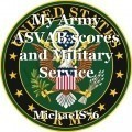 My Army ASVAB scores and Military Service