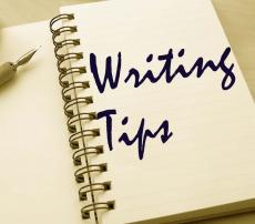 Fun Writing Tips!