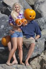 The Pumpkin Carvers: You Ain't no Pumpkin Carver, Boy!