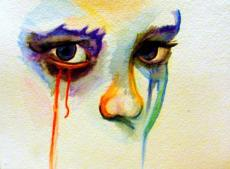 Faded Rainbow of Tears