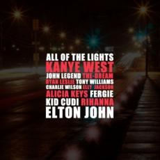 Kanye West Ft. Rihanna, Kid Cudi, & Fergie-All Of The Lights