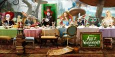 The Mad Hatter Pays Time a Visit