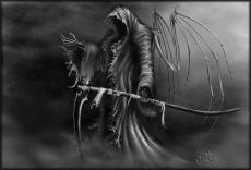 Reaper haiku