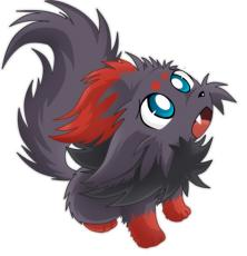 Zorua is Born! (FIX)