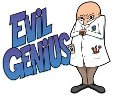 Dr. Yes, Evil Genius