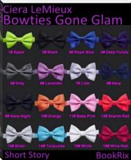 Bowties Gone Glam