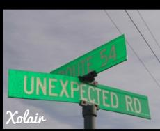 Unexpected - Chapter 1
