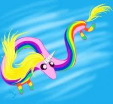 Eli the Rainicorn