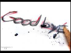 Good bye note