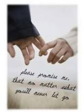 Promise: You'll Never Let Go