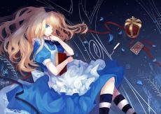 Alice in the Kingdom of Wonderland