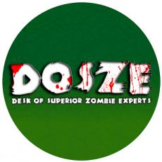 DOSZE June 2013-Desk Of Superior Zombie Experts-Month Of Beginnings