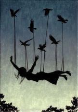 Life of the bird.