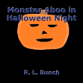 Monster Aboo in Halloween Night