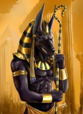 Miss Necrosica - Anubis The Forecast