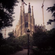 Inhaling the breath of Barcelona