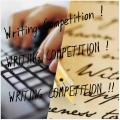 WRITING COMPETITION !!