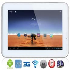 Ampe A77 3G 7 inch Android 4.0.4 Dual Core Android Tablet PC Is handy and easy to use