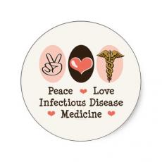 Fight from disease to peace!