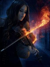 The Fire Within - Heidi Cooper